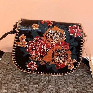 Patricia Nash Fall Tapestry Stitch Bag